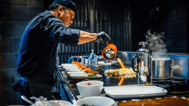 Fine dining perfection and innovation
