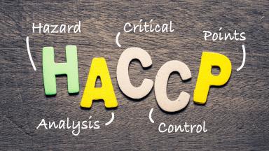 Welcome - Principles of HACCP