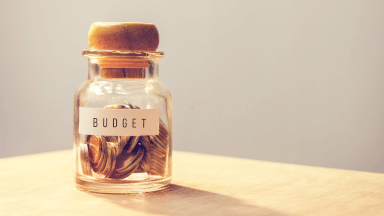 Developing budgets for business