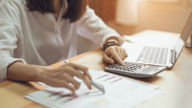 Forecasting sales and expenses