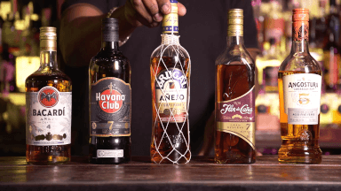 French-influenced rums
