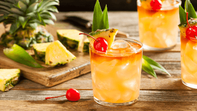 Recommending and serving rum