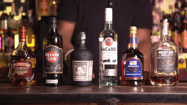 Chatting about global rum brands