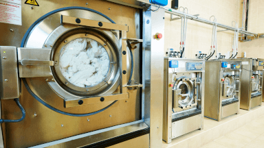 Introduction to laundry operations