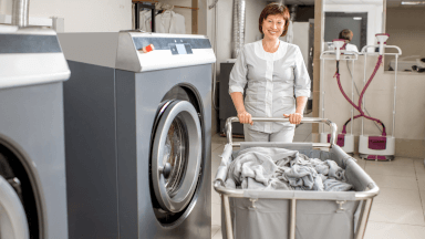 Laundry equipment and accessories