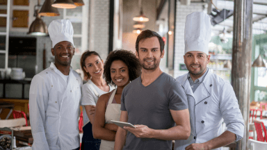 Introducing the hospitality industry