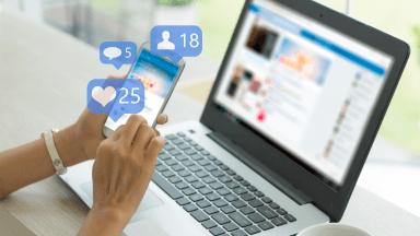 Establishing an online presence for job finding