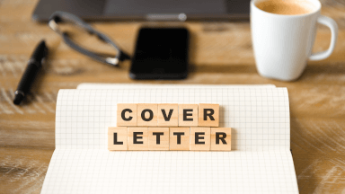 Developing your cover letter