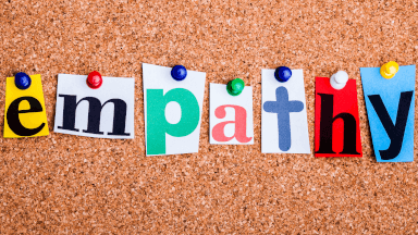 Managing relationships with empathy