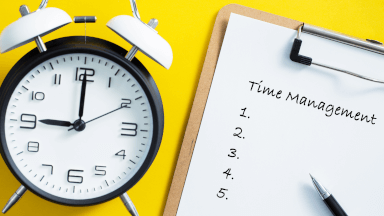 Welcome - Time management and productivity for leaders