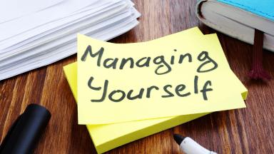 Basic principles for self-management
