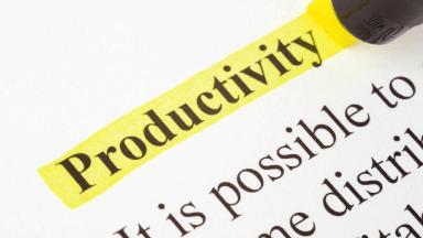 Setting boundaries to improve productivity