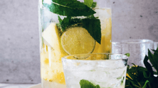 How to infuse gin