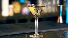 How to make a Gin Martini