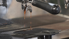 Extracting the perfect espresso shot