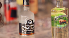 A guide to global vodka brands