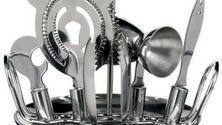 Essential bartending tools