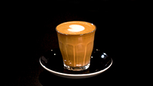 How to make a piccolo latte