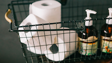 Personal hygiene in the kitchen