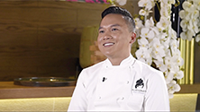 Reif Othman, world-class chef: Making the cut in the kitchen