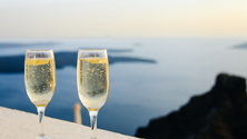 The most common sparkling wines
