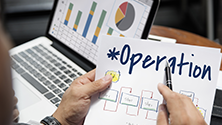 Operational expense categories for profit and loss